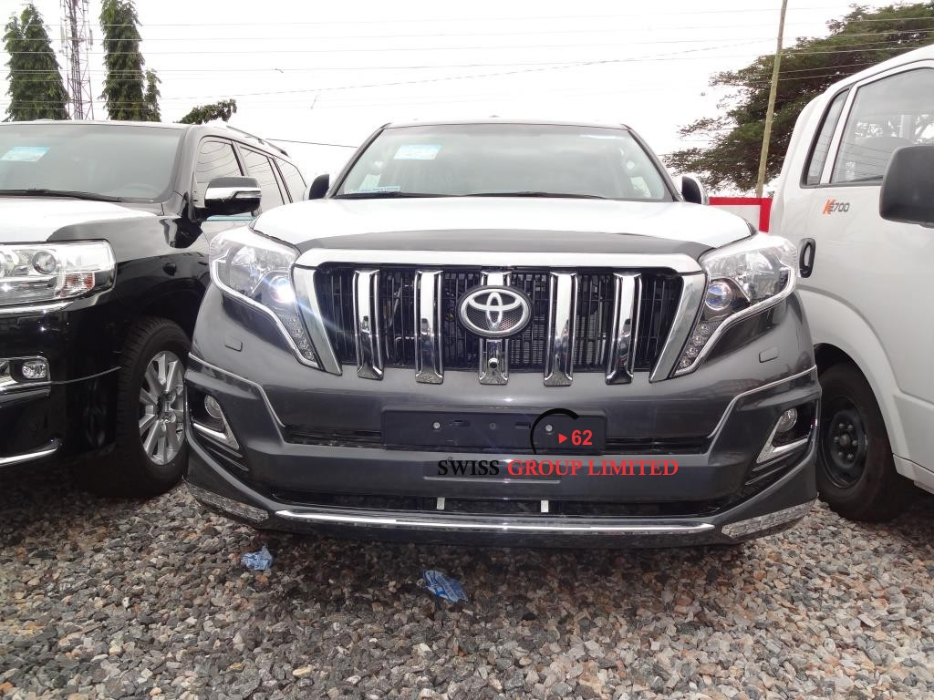 Toyota Land Cruiser Prado Vxl 3 0l 2017 Model Swiss