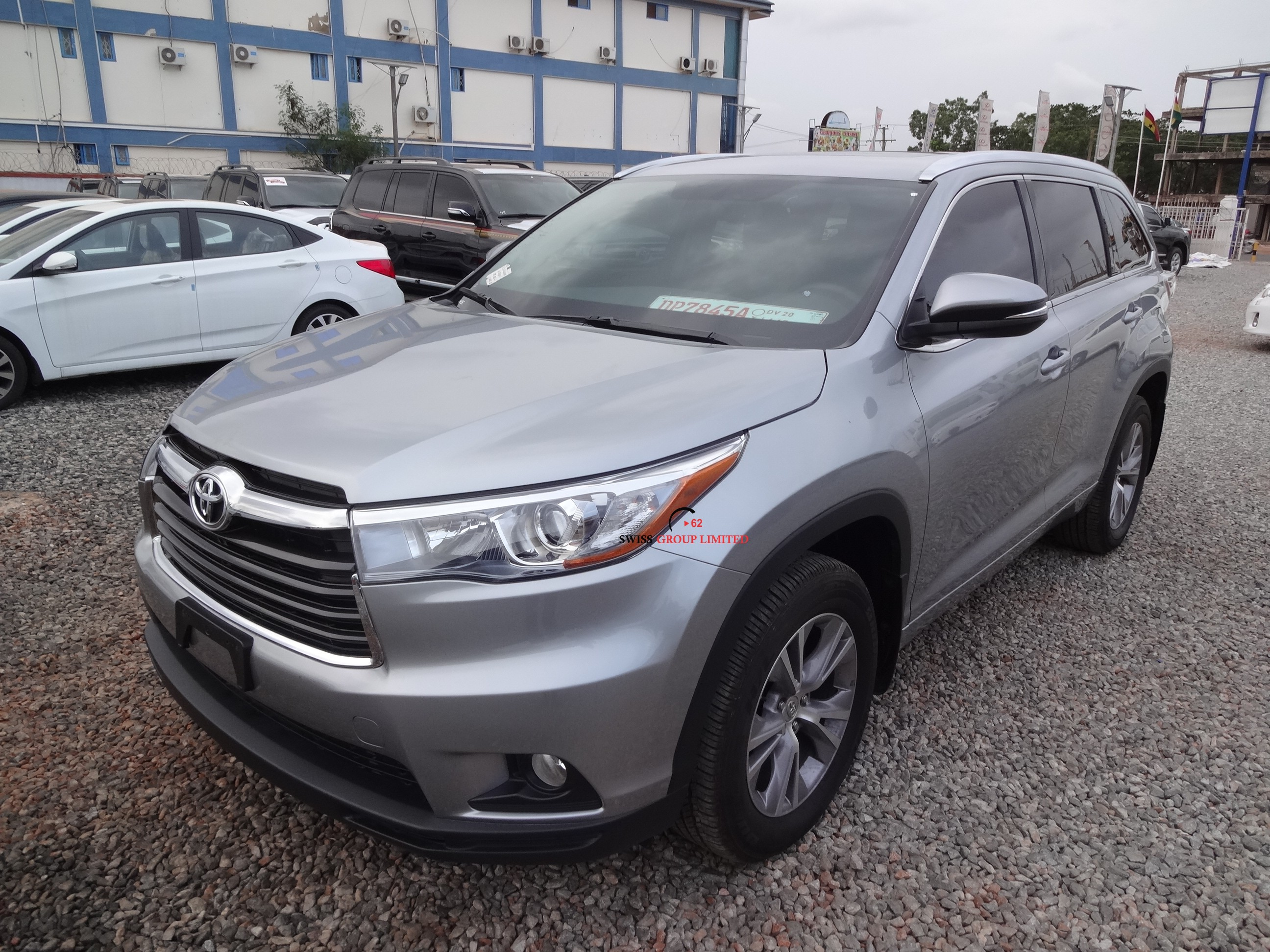 limited review by stu wright toyota highlander northern press i