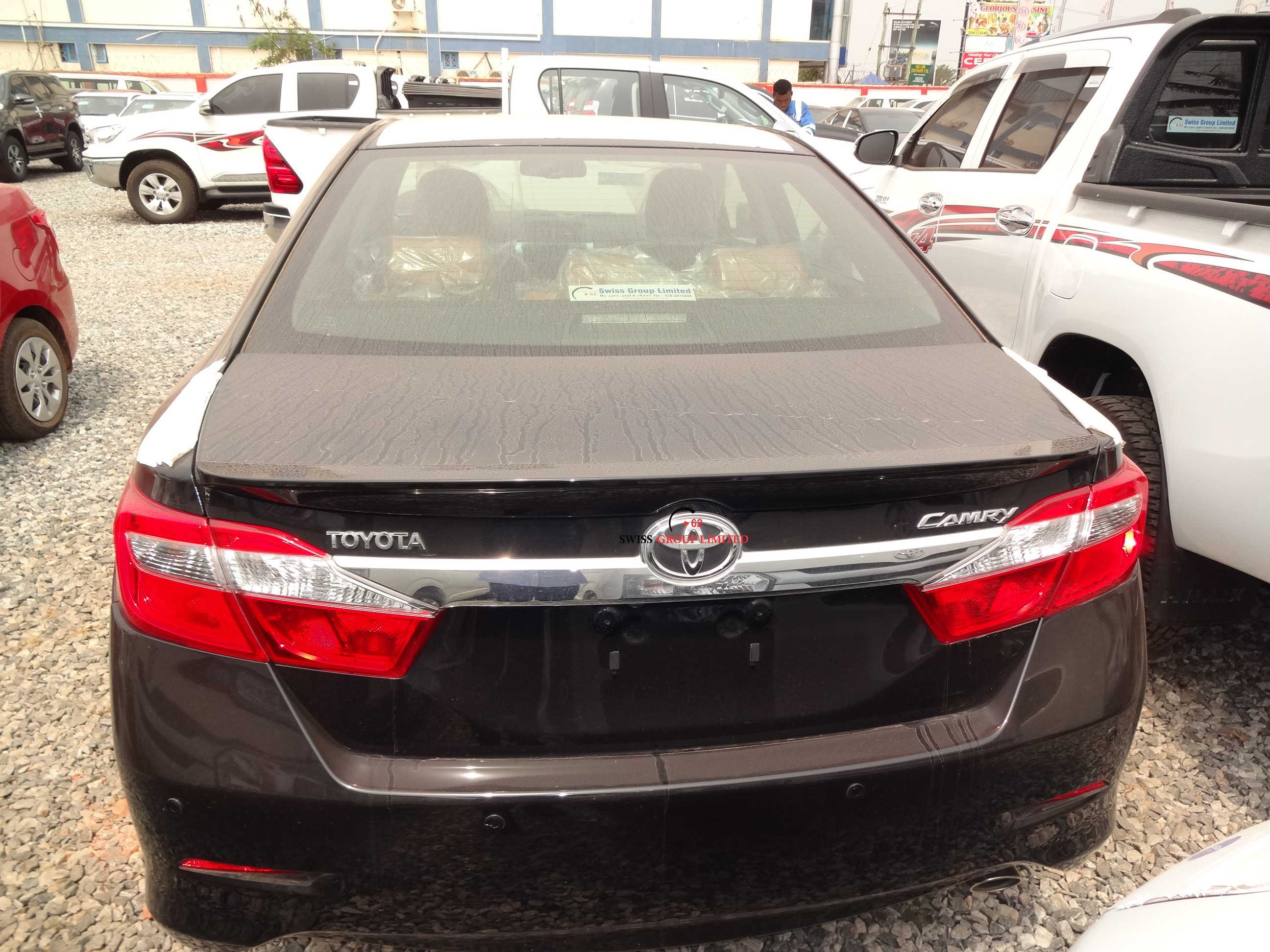 toyota camry – swiss group limited